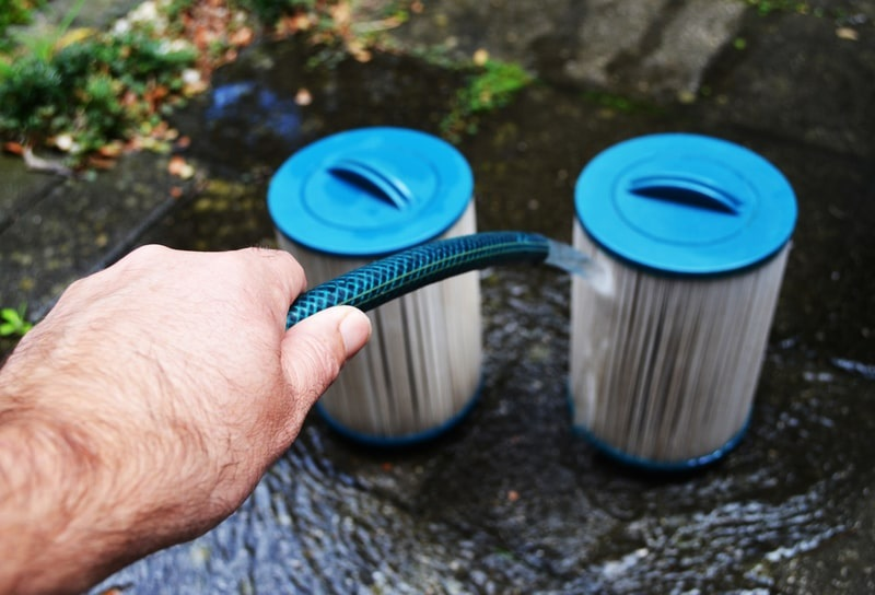 Hot Tub Filters: Cleaning Ideas
