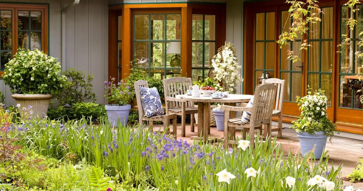 Tips to Design Good Patio Garden