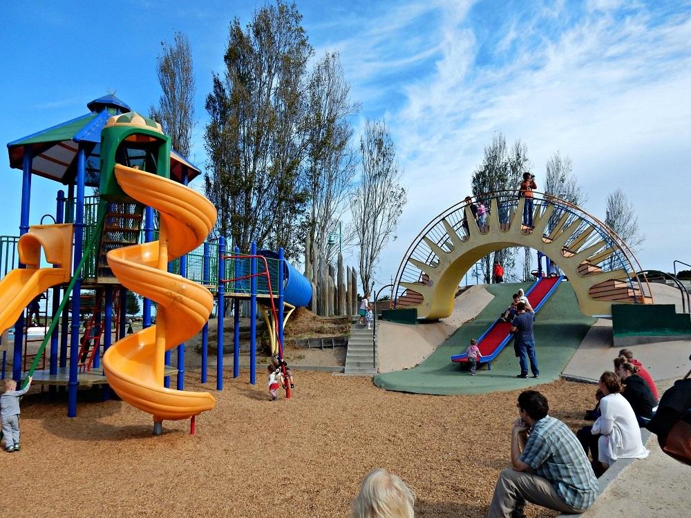 School Playground 101: How Playgrounds Help Kids Develop Their Motor Skills
