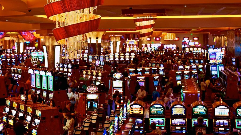 PA Online Gambling at Parx Casino