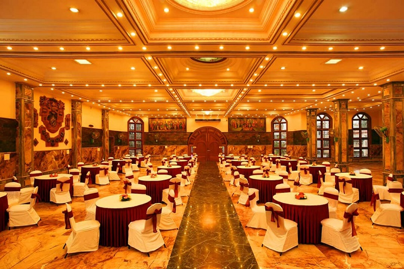 Top 8 Locations for Banquet halls in Kolkata