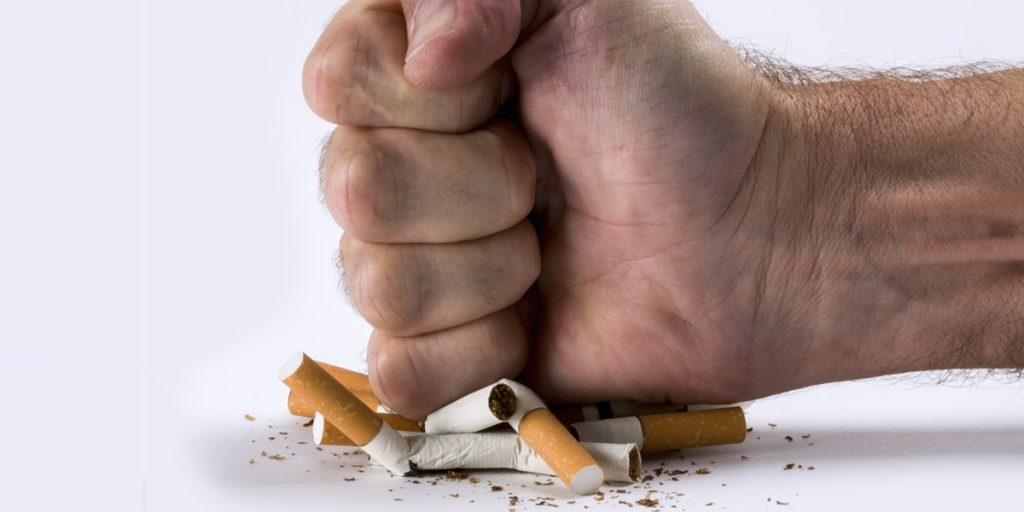 How to stop smoking and stay healthy