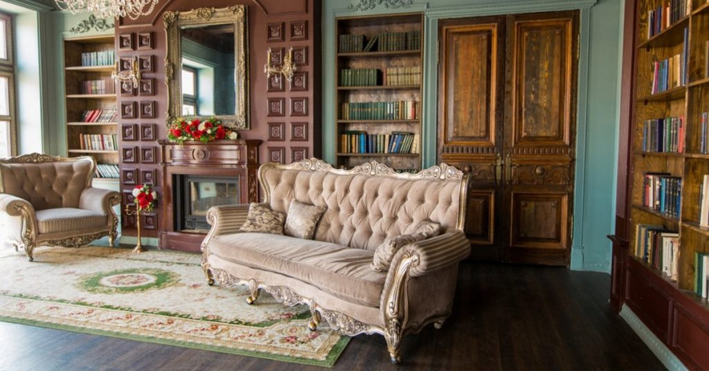 Handy Explains How to Give Your Home Vintage Look