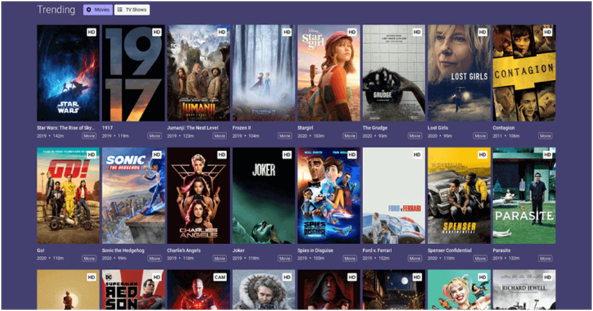 The Best Streaming Sites for You to Watch Movies on The Internet
