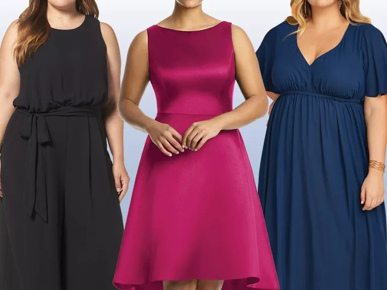 Must-Know Plus-Size Bridesmaid Dress