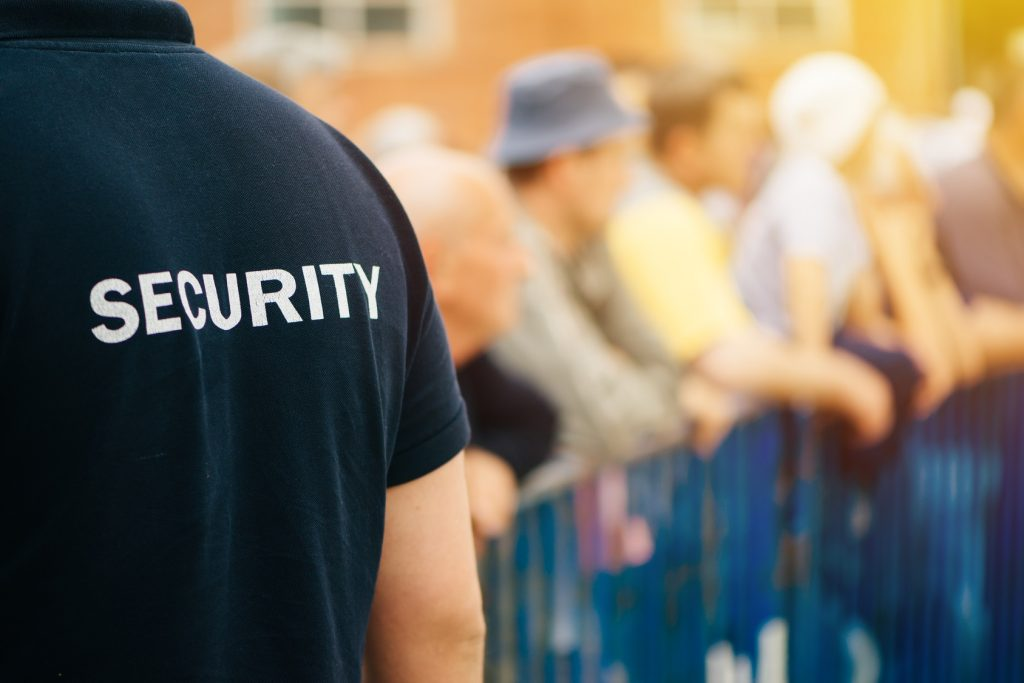 5 Mistakes to Avoid When Planning Event Security