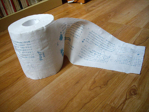 Why to Choose Bamboo Toilet Paper?