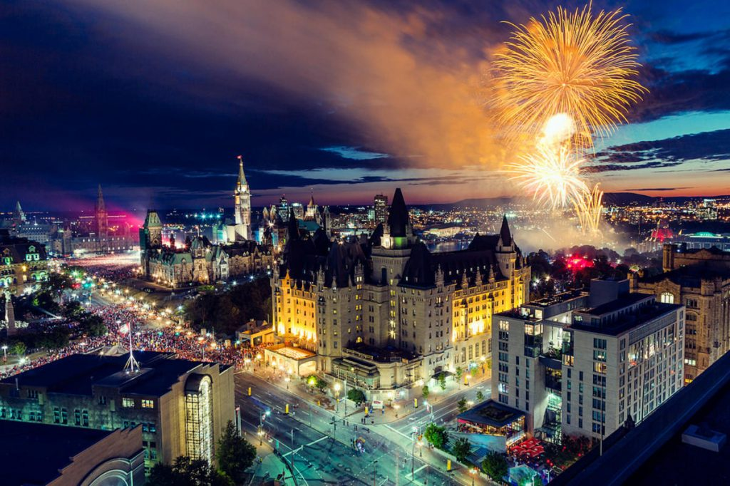 3 most popular festivals in Canada