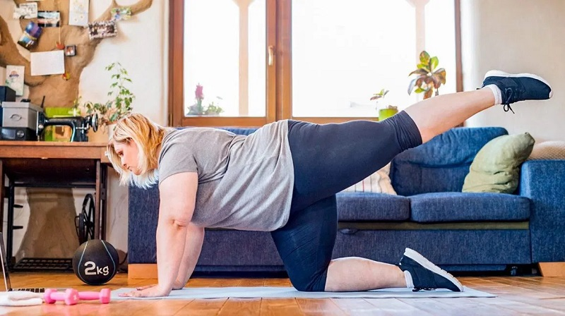 Full Body Workout at Home – Few Useful Tips