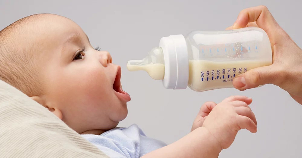 Constipation, Formula Milk and Baby's Digestion