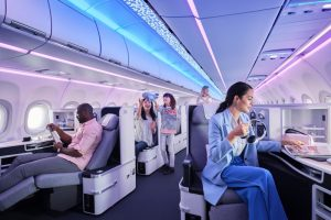 Airline Attractive Features for a Relaxed & Safe Trip