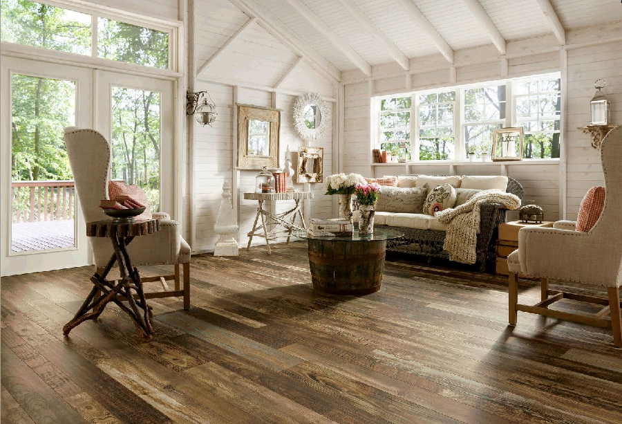 Is Reclaimed Flooring a Durable and Classy Option?