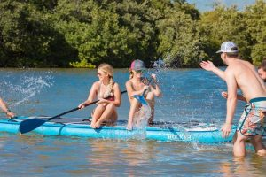 Benefits of Using an Inflatable Paddle Board