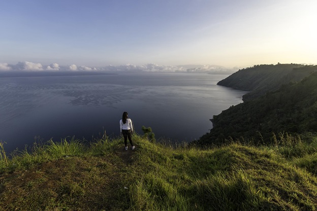 Beautiful Lake Toba Steeped in History